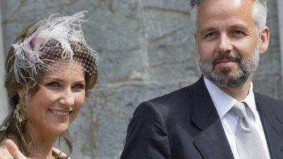 Marta Luisa de Noruega y Ari Behn se divorcian