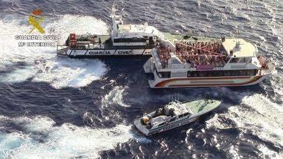 La Guardia Civil lanza una ofensiva contra las party boats
