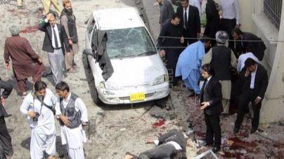 Al menos 53 muertos en un ataque a un hospital