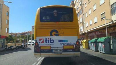 El Govern permite que circulen buses mal reciclados