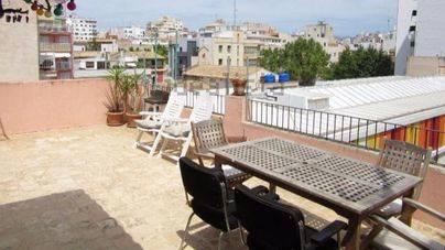 Alquilar una habitación en Palma cuesta 33 euros más que en 2015