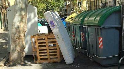 Pimeco reclama un plan urgente de mejora de la limpieza en Palma