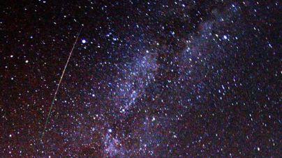 Expectación en Balears ante la lluvia de meteoros más famosa del verano