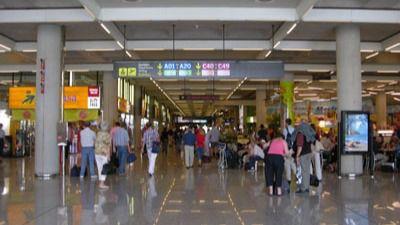 El aeropuerto de Palma vive uno de los momentos de mayor intensidad