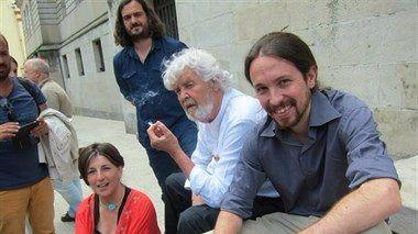 En Marea y Podemos concurrirán juntos a las elecciones gallegas
