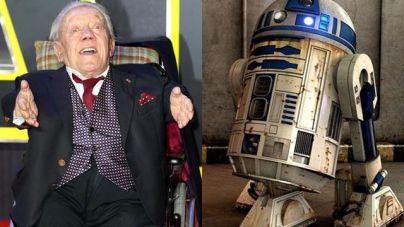Fallece Kenny Baker, el actor que interpretó a R2-D2