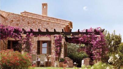 El 62% de las casas rurales de Balears cuelgan el cartel de 'completo'