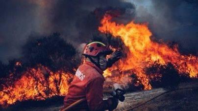 Controlado el fuego que llevaba una semana ardiendo en Portugal