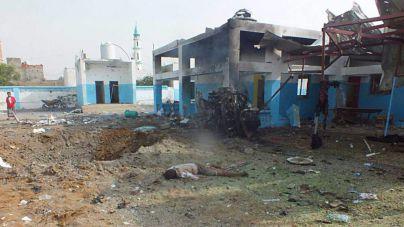 Médicos Sin Fronteras confirma 11 muertos en el bombardeo en su hospital