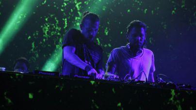 Dimitri Vegas & Like Mike demuestran su nº1 mundial en Mallorca