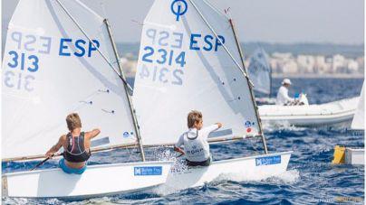 La regata 'Gran Día de la Vela Bufete Frau' calienta motores