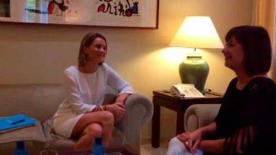 El PP se ofrece a Armengol a cambio de que Sánchez permita gobernar a Rajoy