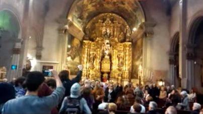 Los activistas acusados de interrumpir una misa en Palma se enfrentan a 4 años de cárcel