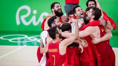 Rudy, Llull y Abrines se traen el bronce a Balears