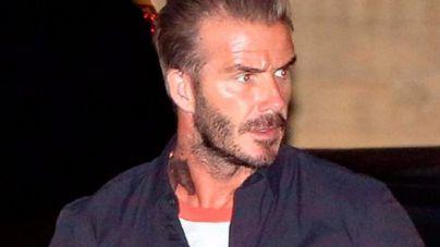 Beckham estrena tatuaje