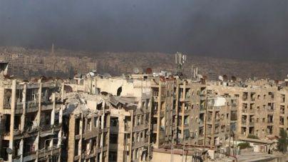 38 civiles han muerto en los bombardeos del Ejército de Siria
