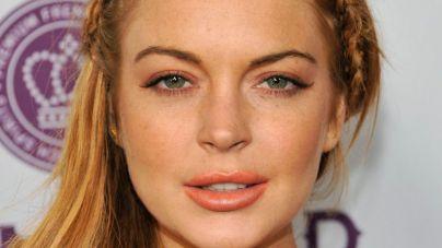 Lindsay Lohan pide conocer a Putin