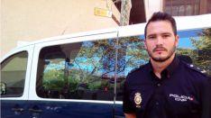 Un polic�a nacional fuera de servicio salva a 2 ni�os en Son Serra de Marina