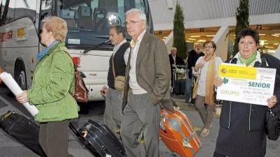 Los mayores de Balears podrán comprar sus plazas del Imserso desde el 17 de septiembre