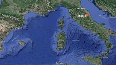 El 112 alerta de pequeñas variaciones en el mar balear por el terremoto de Italia