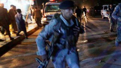 Hombres armados atacan la Universidad Americana de Kabul