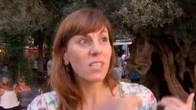 Laura Camargo es portavoz de Podem