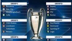 El Madrid se medir� al Dortmund y el Barcelona al Manchester City