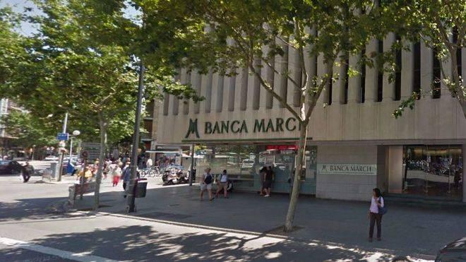 Banca march reduce un 34 7 su resultado neto en el primer for Oficinas banca march palma