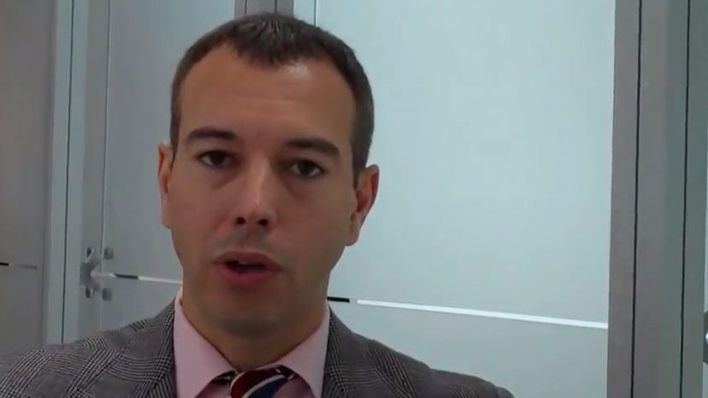 Enrique Ruiz de Lera es el director de la Oficina Española de Turismo en Londres