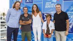Manuel Álvarez-Dardetse se corona en el 'Gran Día de la Vela – Bufete Frau'