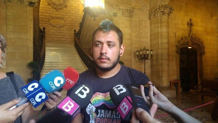 Jan Gómez es el presidente de Ben Amics