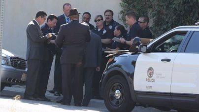 Chris Brown, detenido
