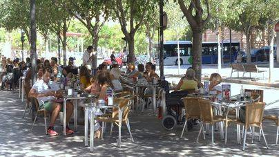 8 de cada 10 lectores consideran que no sobran terrazas en Palma