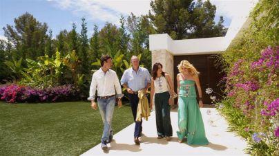 Moyà y Cerezuela abren su casa mallorquina a Bertín