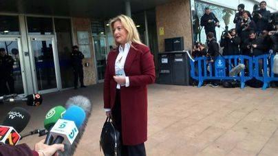 Virginia López Negrete, imputada por el 'caso Ausbanc'