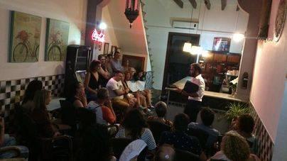 400 personas disfrutan del Teatre de Barra en Ses Salines