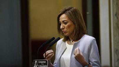 Carme Chacón ficha por un bufete de abogados