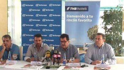 El Palma Futsal presenta el I Torneo THB Hotels – Air Europa