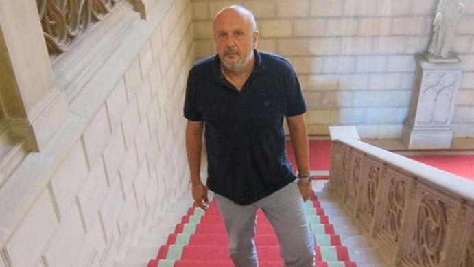 El presidente del CIM, Miquel Ensenyat