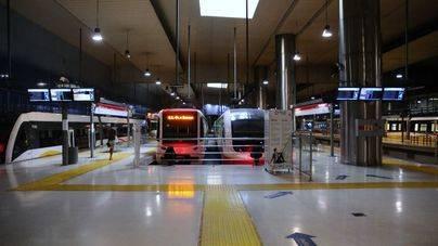 9 empresas optan a vigilar la electrificación del tren de Mallorca por casi un millón de euros