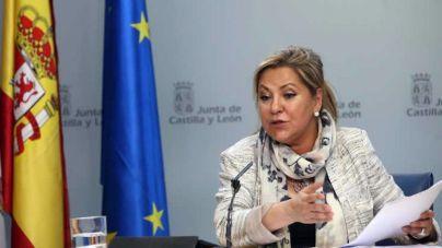 Retenida la vicepresidenta de Castilla y León por triplicar la tasa de alcohol