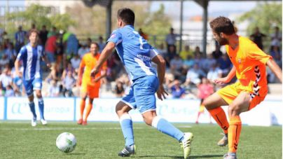 El Atlètic Balears empata a 2 ante el Gavà