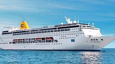 Costa Cruceros abrirá una nueva ruta en 2017 que incluye Mallorca, Menorca y Eivissa