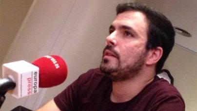 Alberto Garzón (IU) está ingresado desde el lunes