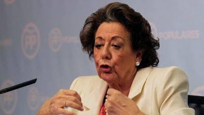 El Supremo abre causa contra Rita Barberá