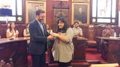 Paquier es la nueva concejal de Centro, Platja de Palma y Sant Jordi
