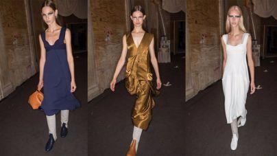 Victoria Beckham contrata modelos demacradas para su desfile