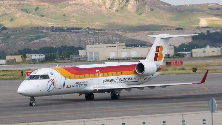 Air Nostrum operará los vuelos Menorca-Madrid