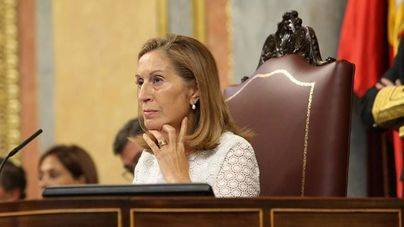 Ana Pastor fija el pleno del 'Caso Soria' para el 27 de septiembre