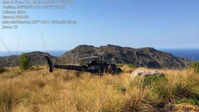 Interpuestas 7 denuncias por vuelos de helicópteros sobre zonas de nidificación de voltor negre